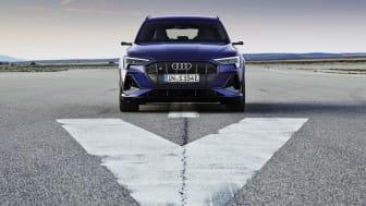 Audi avslutade 2020 med bästa kvartalet i företagets historia