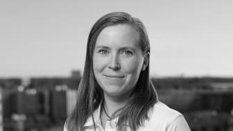 Sara Brantvall, miljöspecialist BoKlok
