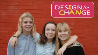 Elever gør en forskel: Design for Change