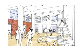Akademiska Hus investerar i kvarteret Paradis för Lunds universitet