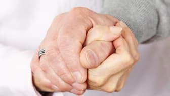 Bemötande och förtroende för personalen får höga betyg av de äldre i Osby kommun.