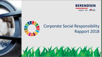 I dag er Berendsen Danmarks CSR-rapport for 2018 offentliggjort