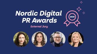 """""""Relevans, strategi och kreativ höjd är avgörande i Nordic Digital PR Awards"""""""