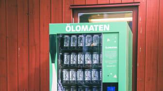 Probably världens första alkoholfria Ölomat