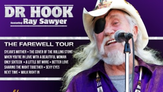 Dr Hook featuring Ray Sawyer - The Farewell Tour