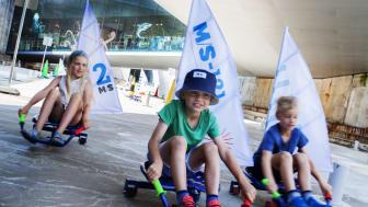 Besøg M/S Museet for Søfart i sommerferien – til halv pris