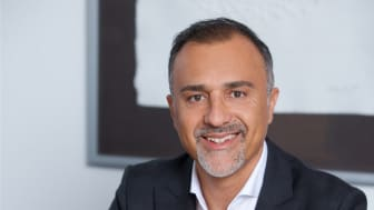 Jawed Barna, Vorstand Distribution & Partnerships der Zurich Gruppe Deutschland