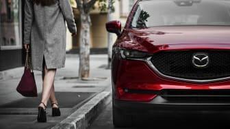 Nya Mazda CX-5 premiärvisades i Los Angeles.
