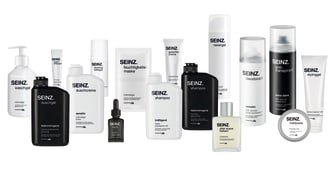 Exklusive Pflegeprodukte für Männer von SEINZ. powered by dm
