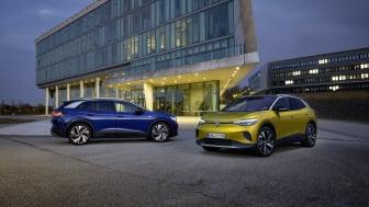 Volkswagen introducerer komplet modelprogram på ID.4 med priser fra 319.995 kr.
