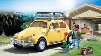 Familienauto und Kultobjekt: Der 70827 Volkswagen Käfer - Special Edition von PLAYMOBIL