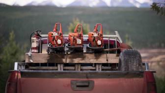 Motorsav 572XP - i brug (9)