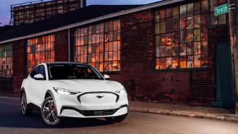 Mustang Mach-E's kørelyde bliver til remixet 'New Breed'