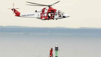 Nytt samarbete för helikoptertransporter av covid-patienter