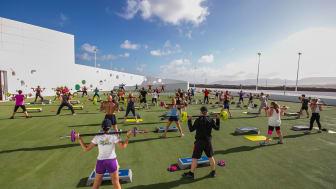 TUI vastaa hyvinvointibuumiin treenilomilla