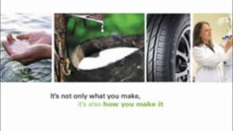 Bridgestone Europe publicerar 2012 års miljörapport