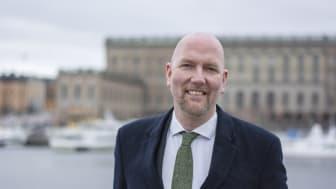 Gustav Hemming (C) Tillväxt- och Samhällsplaneringsråd i Region Stockholm.