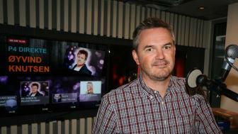 P4s digitaldirektør Rune Hafskjær