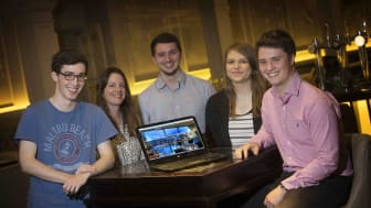 Northumbria at the heart of GENESIS 2015