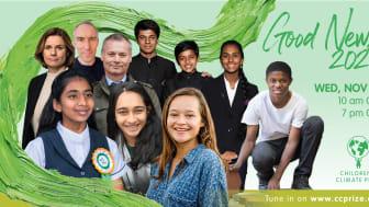 Children's Climate Prize 2020 - Digital event