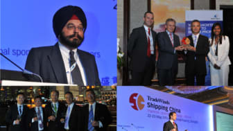 Shipping conference in Shanghai delivers yet again