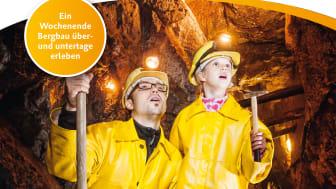 Bergbau Erlebnistage am 01. und 02. Juni 2019