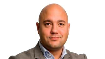 Johan Mårtensson är ny Fleet Manager på Subaru Nordic