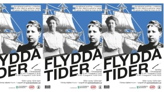 Nu har biljetterna släppts till Flydda tider i Lindesberg