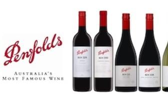 2011 års släpp av Penfolds Bin-viner