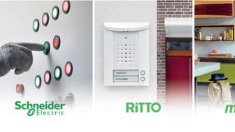 Sedan den 1 februari 2019 finns många nya produkter från Schneider-sortimentet, däribland varumärkena Merten och Ritto, tillgängliga hos Conrad.se.