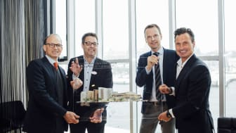 Clarion Hotel ska driva hotell- och kongressanläggning på Ångfärjetomten