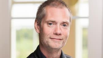 Magnus Olsson, affärsenhetschef för Forsen Anläggning, sydväst.