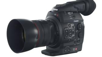 Canon EOS C300 godkjennes av  anerkjente BBC