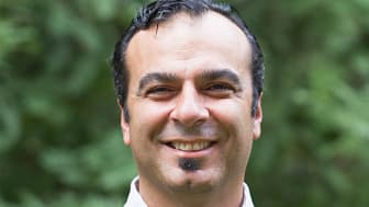 Michael Malkoch, professor i fiber- och polymerteknologi på KTH. Foto: Privat.