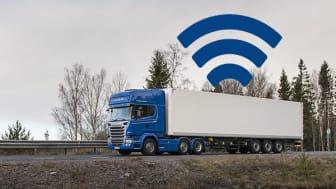 Nyt Scania-koncept:  Lastbilservice efter behov - ikke km-stand