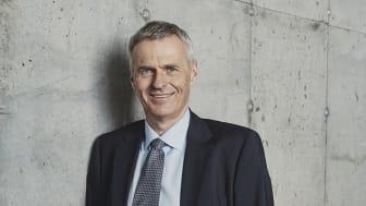 Koncernchef Per Kristian Jacobsen är mycket nöjd med att Norconsult ökade omsättningen och förbättrade resultatet det andra kvartalet 2018.