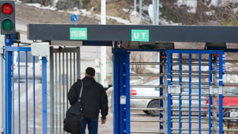 Entre-passet blir Access-kort