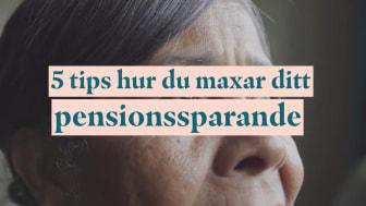 Maxa ditt pensionssparande med Christina Sahlberg och Aller