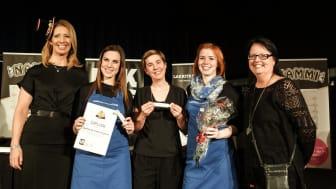 Desserter utan Gränser vinnare av Sveriges Favoritlakrits 2015