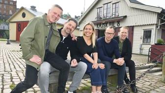 """Hejdlöst populärt radioprogram blir scenshow i Göteborg - """"Scenkväll med Morrongänget"""" i regi av Hans Marklund!"""