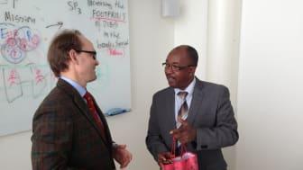 JIBS utökar exporten av kunskap till Afrika