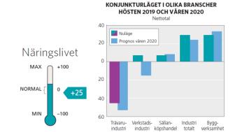 Konjunkturläget i Norrbotten hösten 2019 och våren 2020