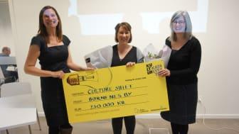 Det er engelske Rachel Faulkner, Lucy Read og Amanda John, der står bag vinderprojektet 'Børnenes by'
