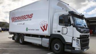 Widriksson Logistik storsatsar i Göteborg med ny terminal och rekrytering.