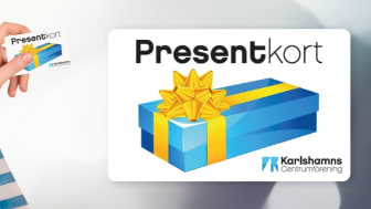 Presentkort till glädje för många