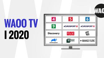 Waoo: Vores kunder kan stadig se Discoverys kanaler i 2020