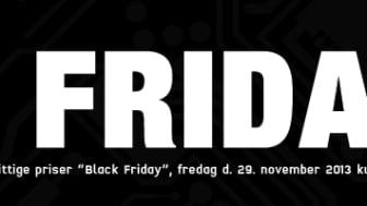 Elgiganten holder Black Friday nu på fredag d. 29. november