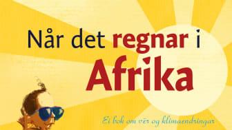 "Faktabok for barn klimaendringar ""Når det regnar i Afrika"""