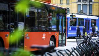 Kollektivtrafikken i Oslo og Akershus er blitt kraftig utvidet og har hatt en fantastisk vekst de siste årene.