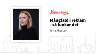 Nina Åkestam - Doktor i ekonomi och reklamforskare, Handelshögskolan